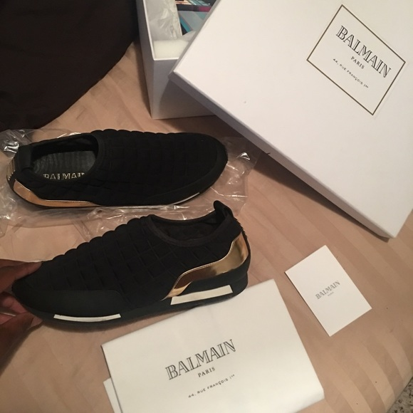 0e8f97169ce Balmain Shoes | Womens Sneakers | Poshmark